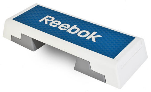 Reebok Step Colour Line blau/weiss