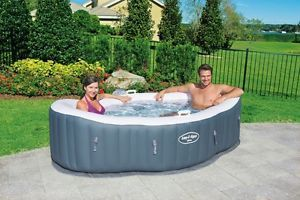 Whirlpool Lay-Z-Spa Siena