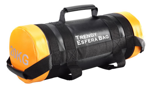 Trendy Esfera Bag orange - 20 Kg